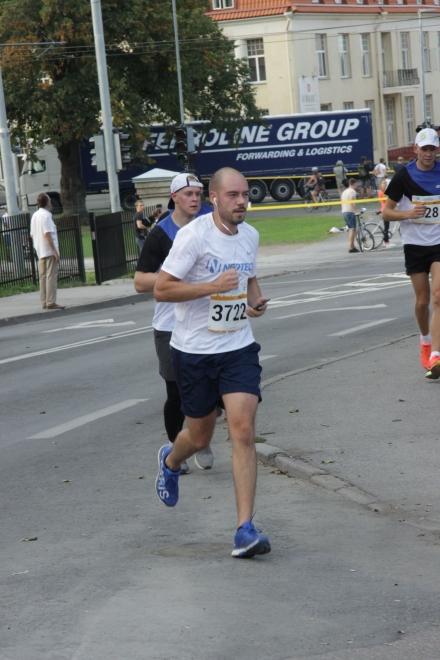 Tallinna maratoni sügisjooksu pildid